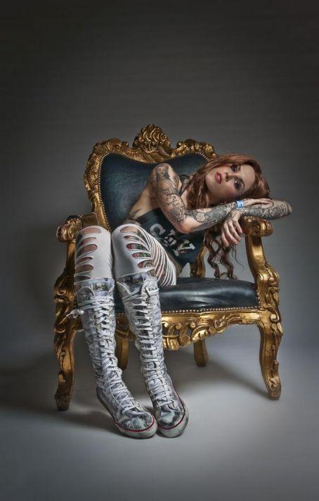 Kat Von D <3
