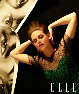 Kristen Stewart in EllE