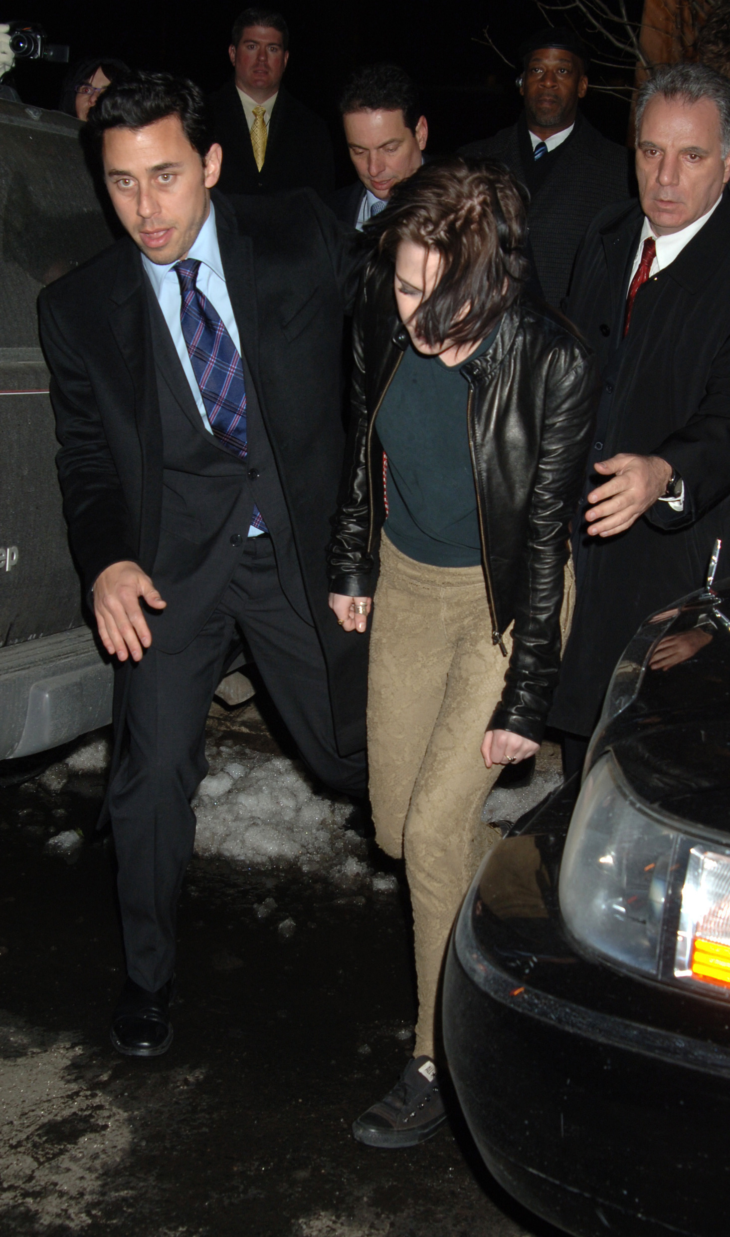 Kristen at Remember me NY - After Party