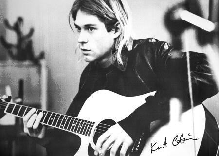 Kurt Cobain for ever!