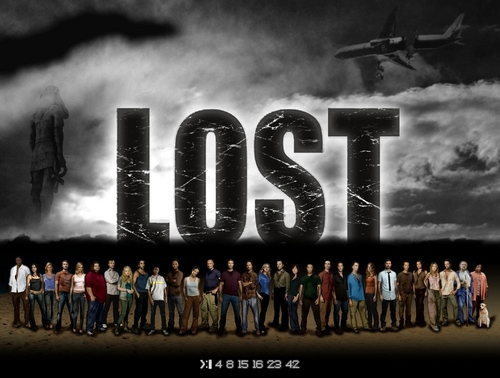 Lost FINAL SEASON POSTER kertas dinding