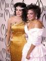 La Toya with Janet