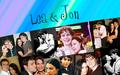 Lea&Jon Wallpaper