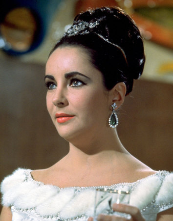 Liz in Color - Elizabeth Taylor Photo (11920017) - Fanpop