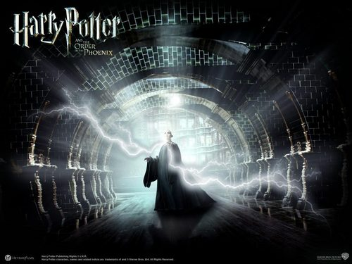 Lord Voldemort Wallpaper. Order of the Phoenix.