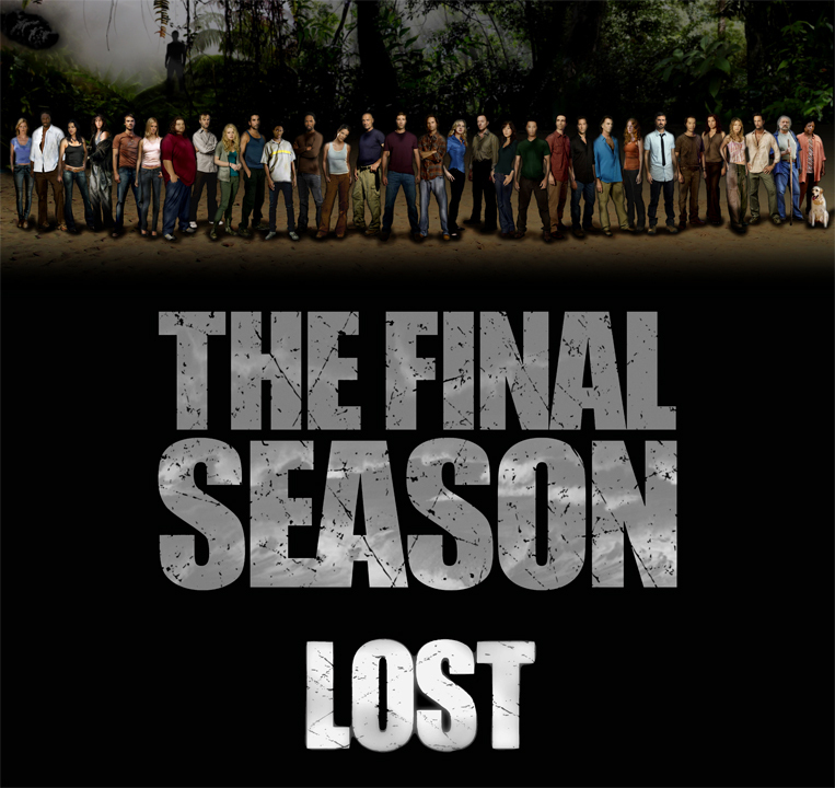 Lost FINAL SEASON Promo Poster - Lots of Characters!! - Lost