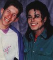MJ and Fan - michael-jackson photo