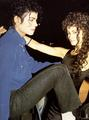 MJ and Tatiana - michael-jackson photo