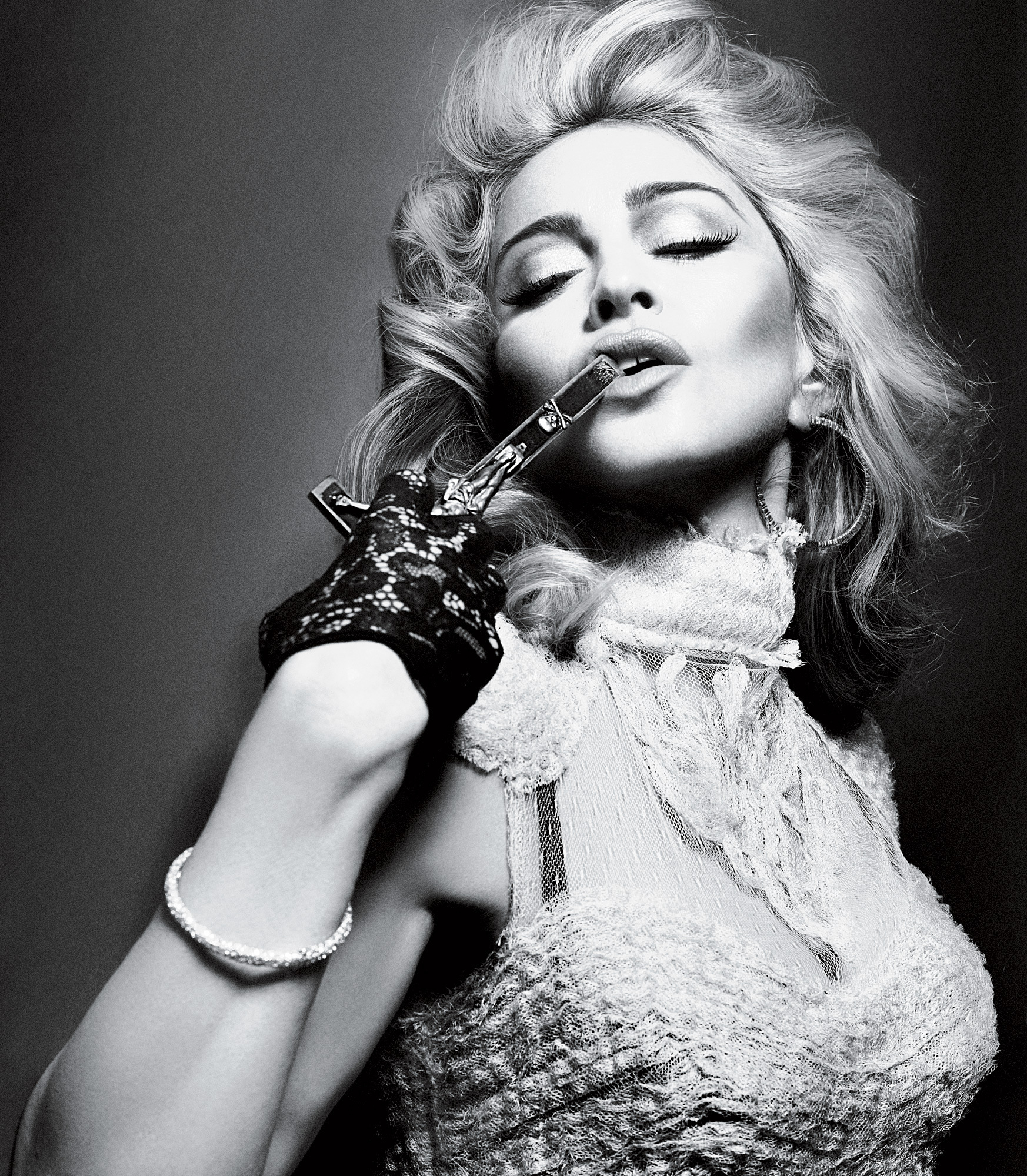 Madonna images Madonna- Photo shott for Interview May 2010 ...