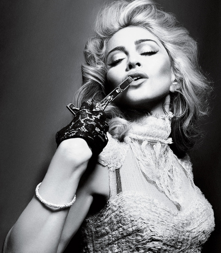 Madonna- фото shott for Interview May 2010