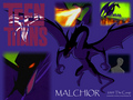 Malchior - teen-titans wallpaper