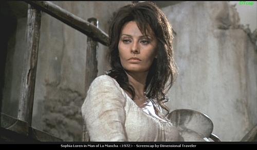 Sophia Loren wallpaper titled Man of La Mancha