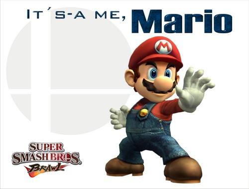 Mario hoo hoo