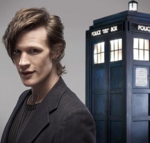 Matt Smith 壁纸 called Matt Smith as Doctor Who