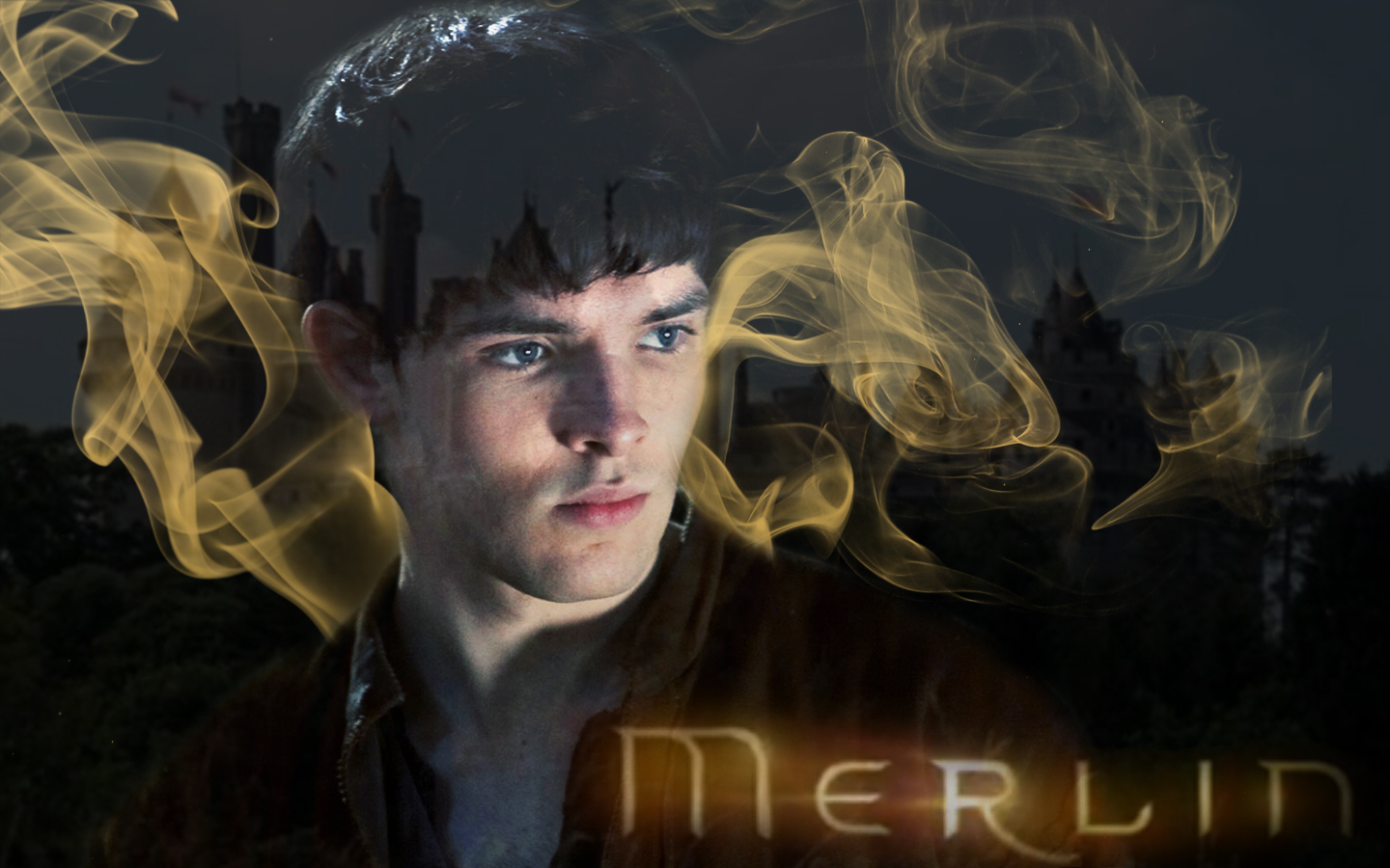 merlin the shadow of camelot merlin on bbc wallpaper