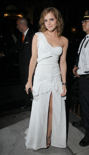 Met Ball Gala 2010 After Party
