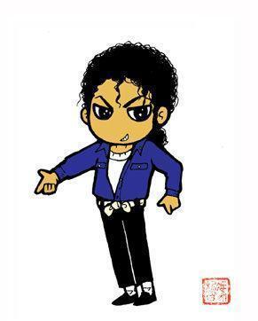 Michael Jackson wallpaper called Michael Jackson cartoons