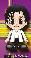 Michael Jackson কার্টুন