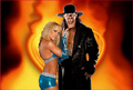 Michelle McCool and The Undertaker