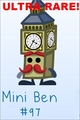 Mini Ben - moshi-monsters photo