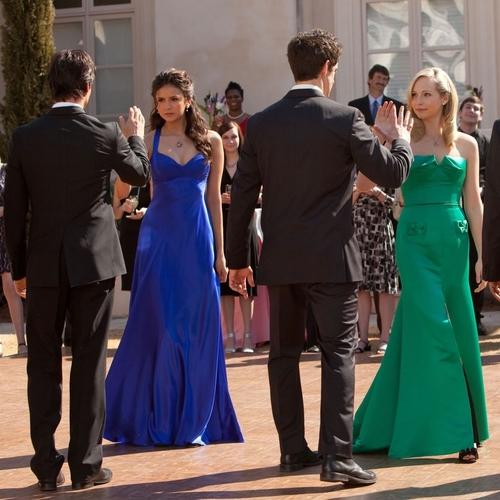 Miss Mystic Falls - the dance scene (HQ)