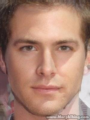 The Host wallpaper entitled Morphed Jared