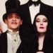 Morticia and Gomez - addams-family icon