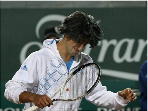 NOVAK LONG HAIR *********