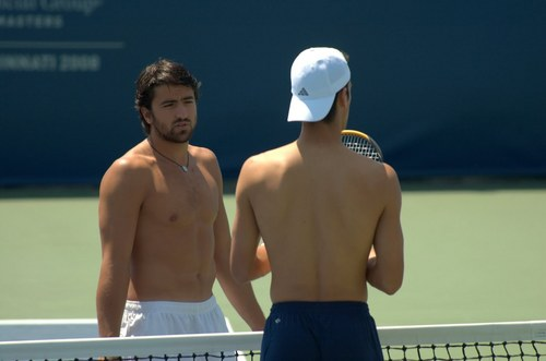 NOVAK NAKED *****************