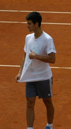 NOVAK T-SHIRT********