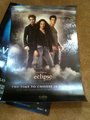 New Eclipse Poster was given to twilight fans that attended the Oprah show - twilight-series photo