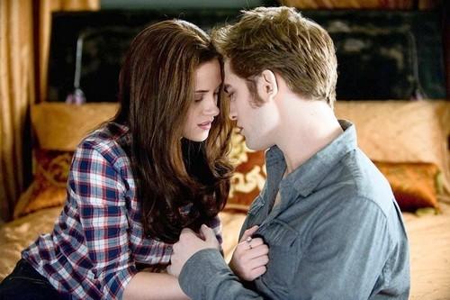 New Edward & Bella Still