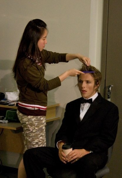New/Old Pictures Of Charlie Bewley From 'Agent Denim –The акула Of Love'