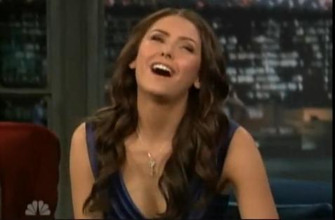 Nina on The Late Show 05.05