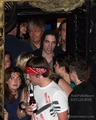 Old/New Pictures of Rob at Sam Bradley's Concert Last Year in Vancouver - twilight-series photo