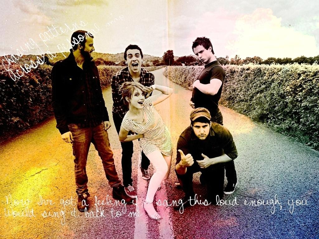 Paramore پیپر وال