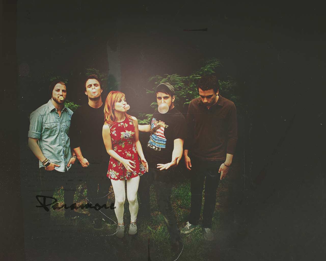 Paramore Wallpapers Paramore Wallpaper 11941452 Fanpop