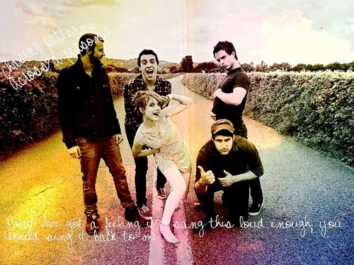 Paramore wallpaper called Paramore wallpapers