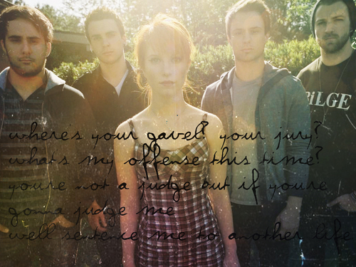 Paramore wallpaper entitled Paramore wallpapers