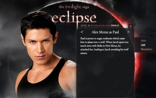 Paul Eclipse Promo Pic