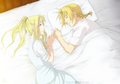 Peace - edward-elric-and-winry-rockbell fan art
