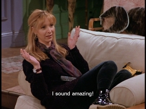 Phoebe Buffay - Photo Set