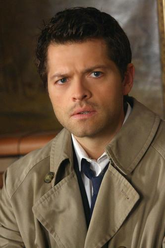 Castiel wallpaper called Point of No Return promo pics