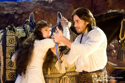 Prince Dastan and Tamina