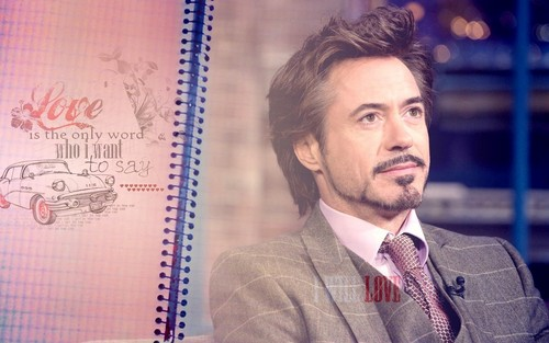 RDJ Wallpaper 5 - robert-downey-jr Wallpaper