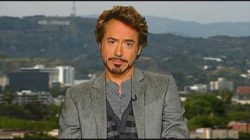 RDJ on Jonathan Ross 2010