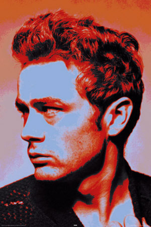 Rebel James - james-dean Fan Art