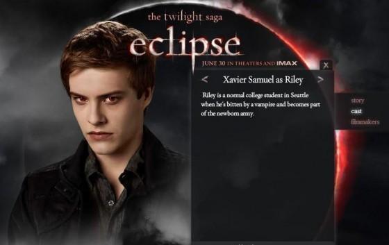 Riley Eclipse Promo Pic