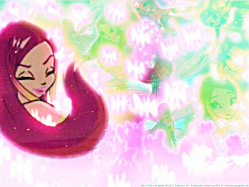 Winx Club Roxy wallpaper titled Roxy!