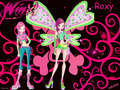 Roxy! - winx-club-roxy wallpaper